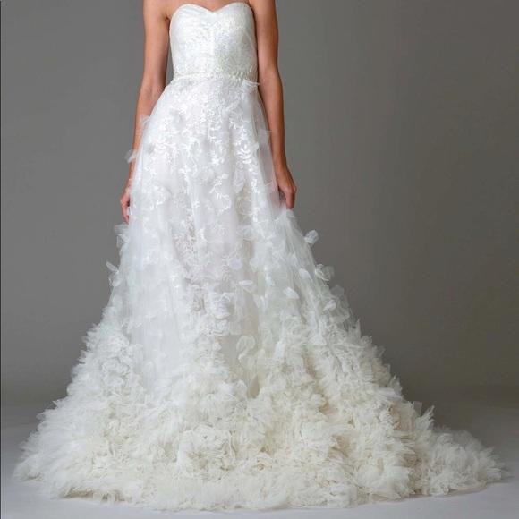 Marchesa Wedding Gown: Bridal Fall 2016 Wedding Gown